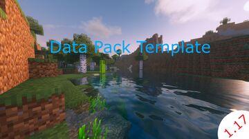 1.17 data pack template Minecraft Data Pack