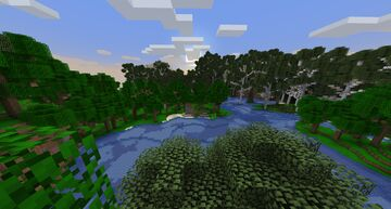 Better Trees Minecraft Data Pack