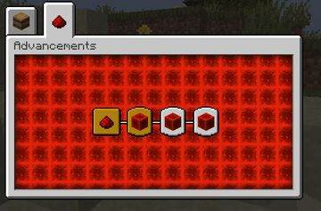 Redstone Chapter Pack Minecraft Data Pack