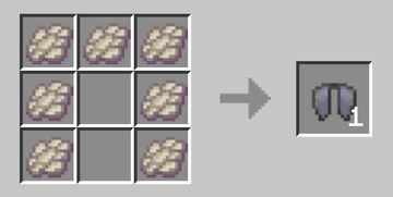 Minecraft, but you can craft Elytra Minecraft Data Pack