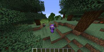 Op armor Minecraft Data Pack
