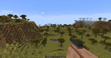3D Animated Guns [1.17+] [Multiplayer] Minecraft Data Pack