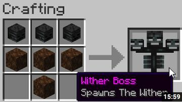 Craftable Mobs Minecraft Data Pack