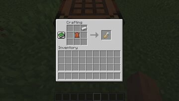You can craft name tags! Minecraft Data Pack