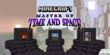 Minecraft: Master of Time and Space Minecraft Data Pack