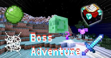 Boss Adventure Datapack by tbest1 Minecraft Data Pack