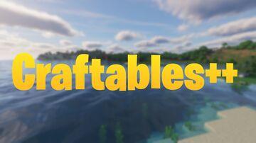 Craftables++ [ Update 1 ] Minecraft Data Pack