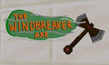 YokaiS - The Windbreaker Axe Minecraft Data Pack