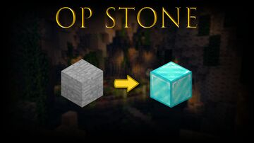 STONE IS OP Minecraft Data Pack