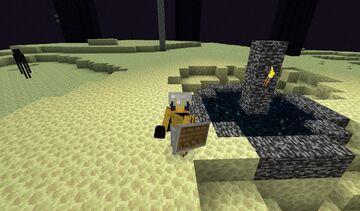 Minecraft, but its speedrunning datapack! Minecraft Data Pack