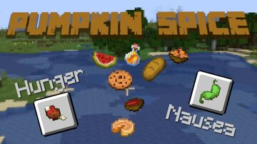 Pumpkin Spice [DataPack 1.17.1] Minecraft Data Pack