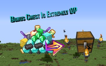 Bonus Chest Is Extremely OP Minecraft Data Pack