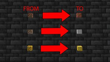 Smeltable Raw Ore Blocks Minecraft Data Pack
