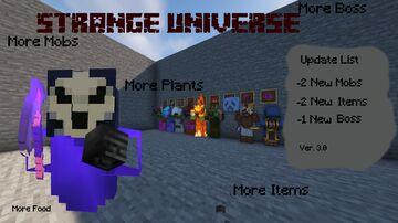 Strange Universe Minecraft Data Pack