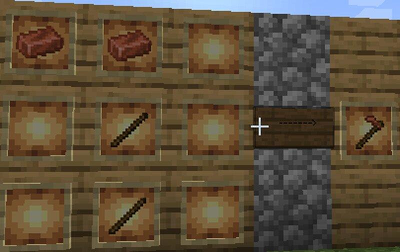 Copper Hoe recipie