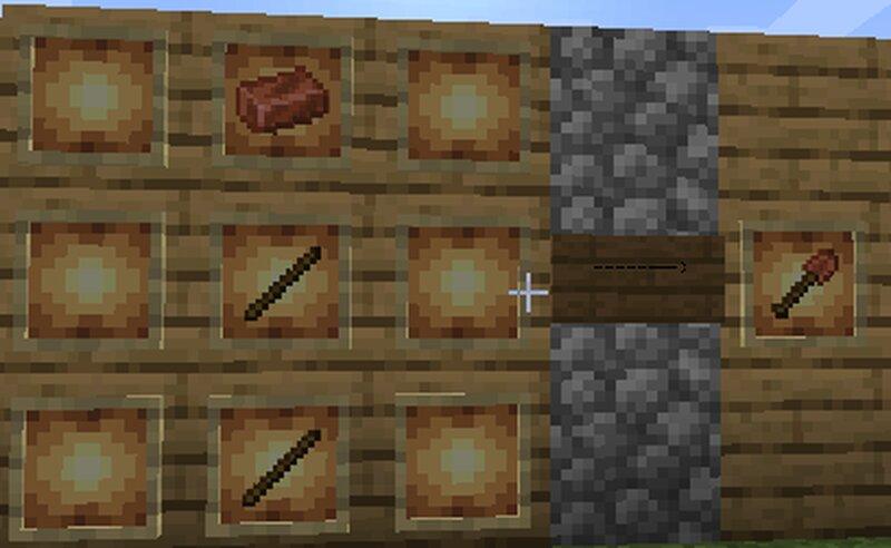 Copper Shovel recipie