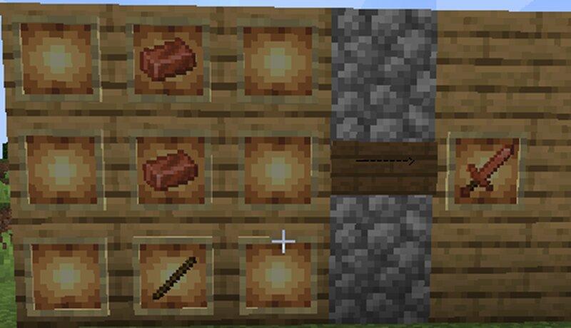 Copper Sword recipie