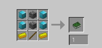 Minecraft but you can craft knockback 1000 sword Minecraft Data Pack