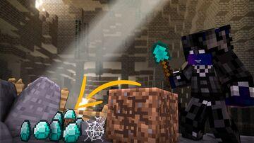 Random Blocks Drops Minecraft Data Pack