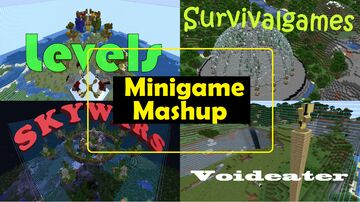 EV's Minigame Mashup - Voting system included Minecraft Data Pack