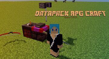 RPG Class Datapack Minecraft Data Pack