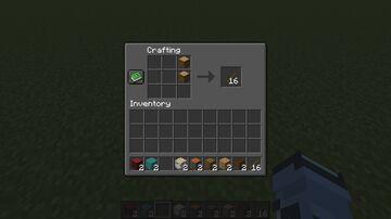 Logs to Sticks Crafting Recipe Data Pack Minecraft Data Pack