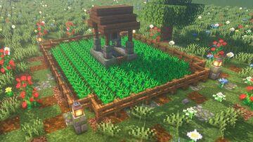 Los cultivos estan op Minecraft Data Pack