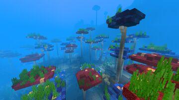 Oceania Minecraft Data Pack