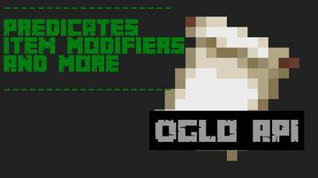 Oglo API Minecraft Data Pack