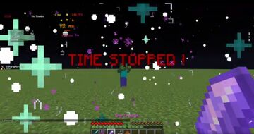 Time Stop by BeldinDragon Minecraft Data Pack