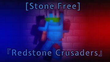 Jojo's bizarre adventure datapack: [Stone Free] - 『Redstone Crusaders』 Minecraft Data Pack