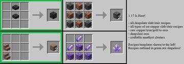 ConvenienceCrafting Minecraft Data Pack