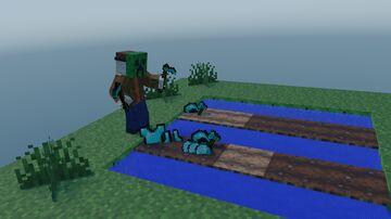 Minecraft But Farming is OP! Minecraft Data Pack