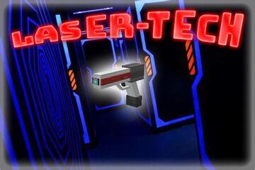 Laser-Tech Datapack Minecraft Data Pack