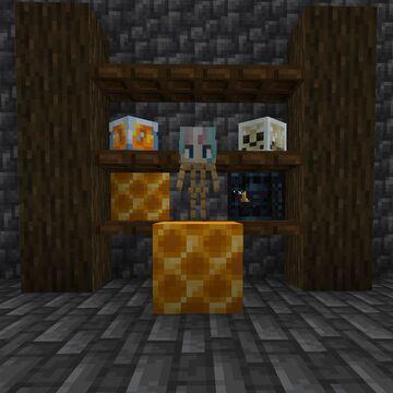 Effebees (Voodoo Dolls) Minecraft Data Pack