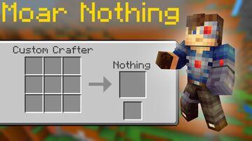 WASD Moar Nothing [Datapack] April Fools! Minecraft Data Pack