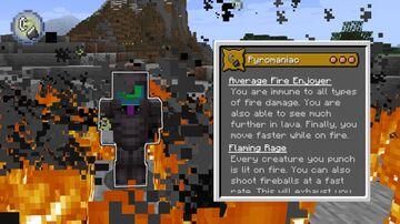 Pyromaniac Origin Minecraft Data Pack