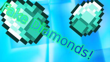 Fakediamonds Minecraft Data Pack