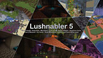 Lushnabler 5 - Stripped Down Minecraft Data Pack