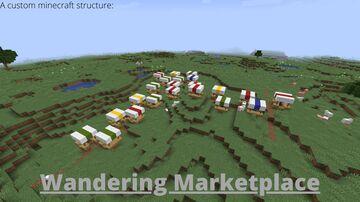 Wandering Marketplace Minecraft Data Pack