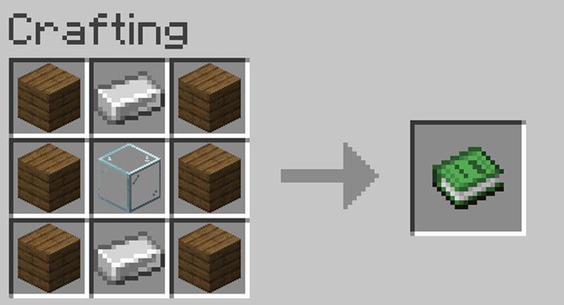 Crafting recipe