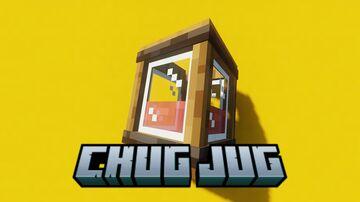 Chug Jugs Minecraft Data Pack