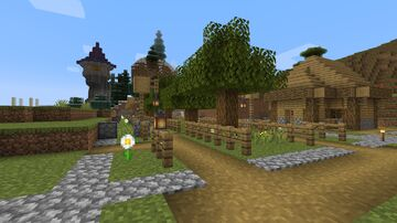 New in Town - Extra Roads Addon Pack Minecraft Data Pack