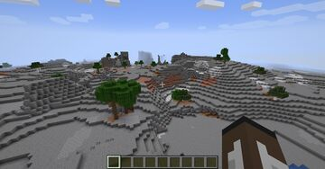 the world is stone Minecraft Data Pack