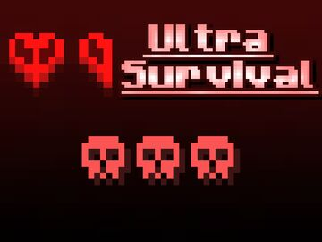 Ultra Survival Minecraft Data Pack