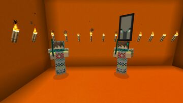 MC_Silver, The New Raider mob by SAMEER_99 (Optifine Required) Minecraft Data Pack