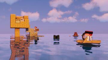 Water Rising Minecraft Data Pack