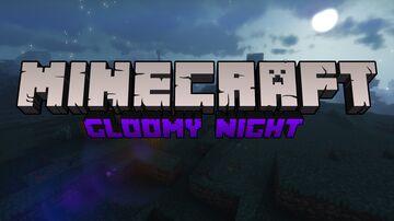 Minecraft: Gloomy Night - Neptune Seasonal Datapack Minecraft Data Pack