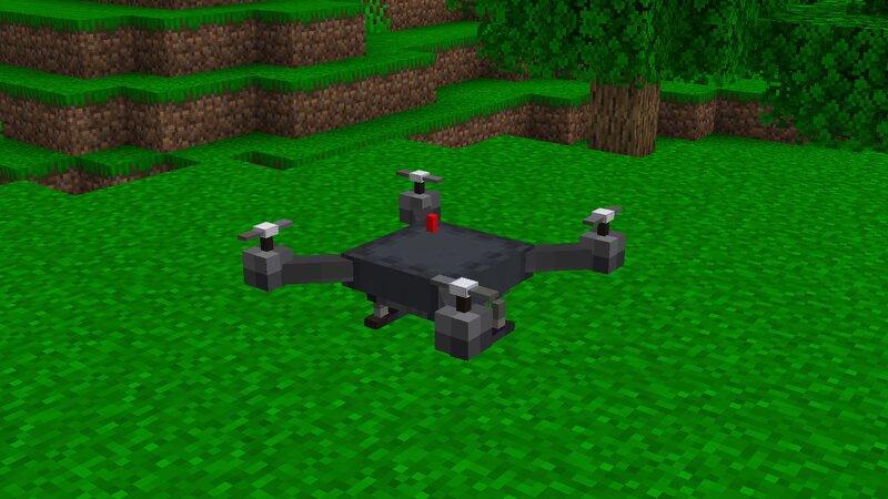 Drone Datapack