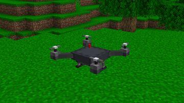 Drone Datapack Minecraft Data Pack